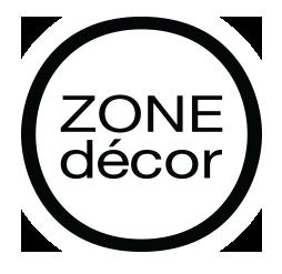Logo ZONE décor